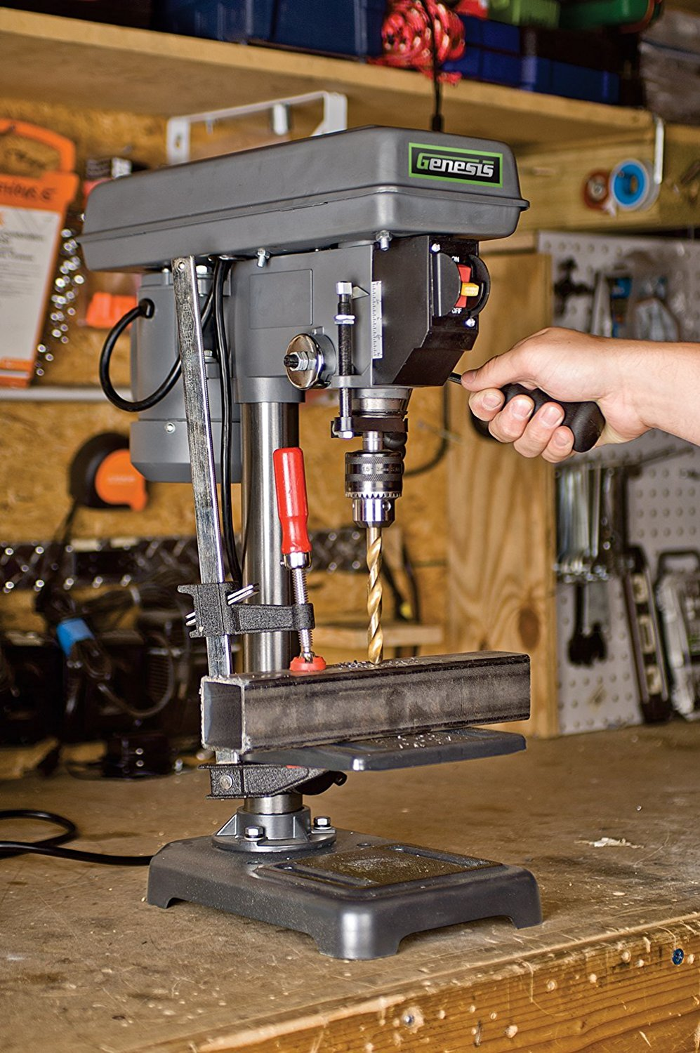 Genesis GDP805P 8 drill press