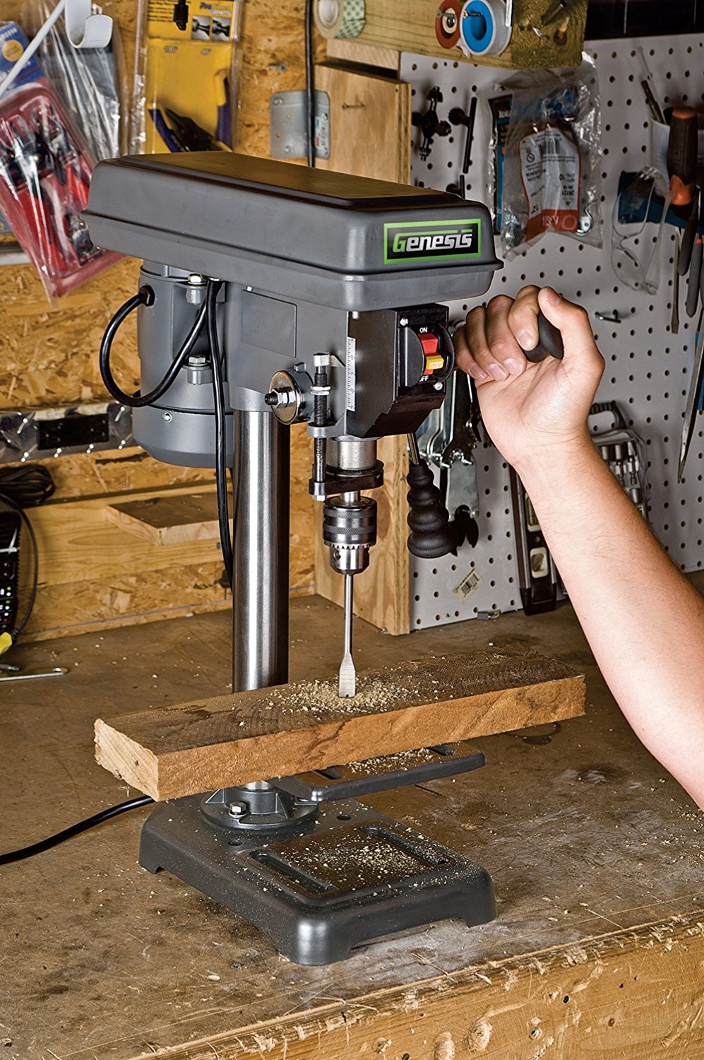Genesis GDP805P drill press