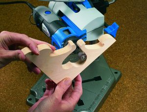 Mini Portable Drill Press by Dremel